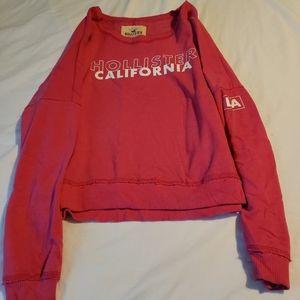 Hollister crew hoodie